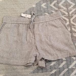 Ann Taylor Loft Outlet Linen Shorts - NWT